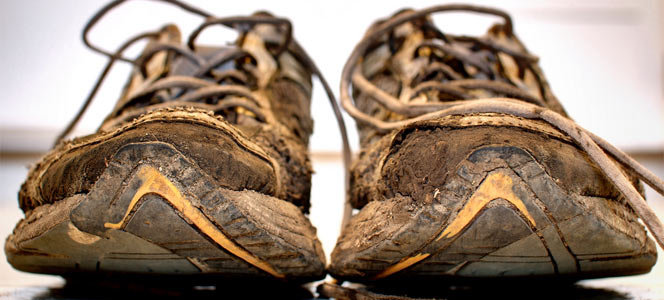 What Do People Do With Old Running Shoes
